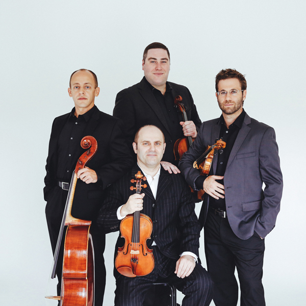 Amernet String Quartet excels at the Soluna Festival